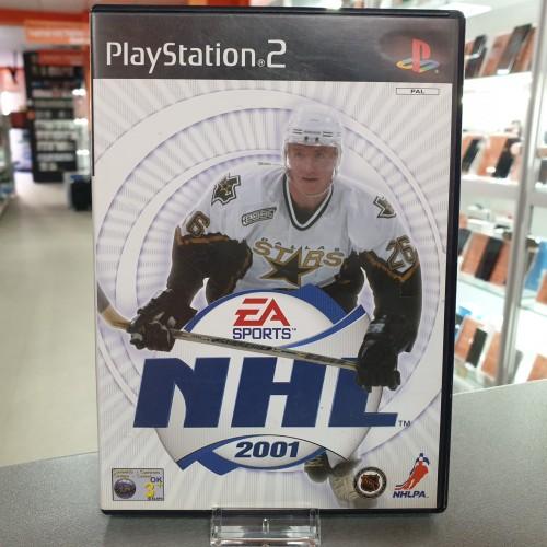 NHL 2001 - Joc PS2