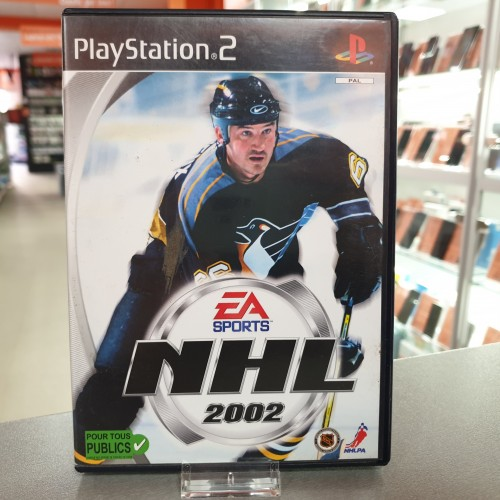 NHL 2002 - Joc PS2