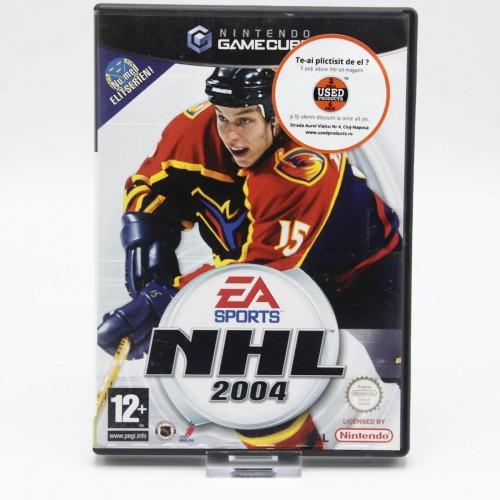 NHL 2004 - Joc Nintendo GameCube