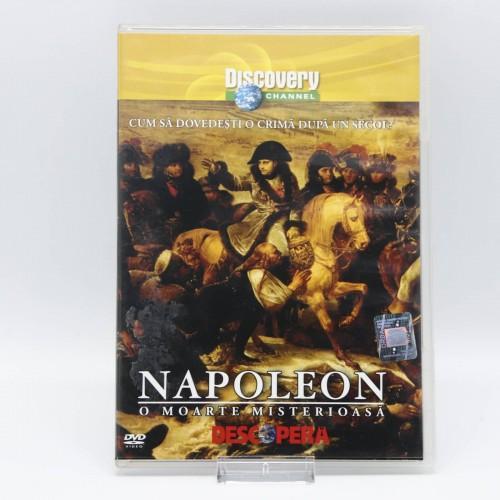 Napoleon: O Moarte Misterioasa - DVD Filme