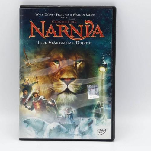 Narnia - Leul, Vrajitoarea si Dulapul / Chronicles of Narnia - The Lion, The Witch and The Wardrobe - DVD Filme