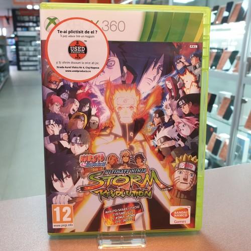Naruto Shippuden Ultimate Ninja Storm Revolution - Joc Xbox 360