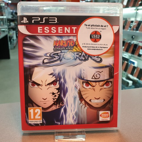 Naruto Ultimate Ninja Storm - Joc PS3