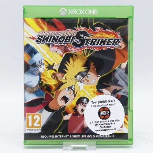 Naruto to Boruto Shinobi Striker - Joc Xbox ONE
