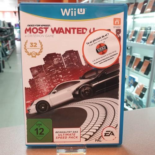 Need for Speed Most Wanted - Joc Nintendo Wii U
