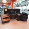 Aparat foto Nikon D3200 + Obiectiv 18-55mm 1:3.5-5.6