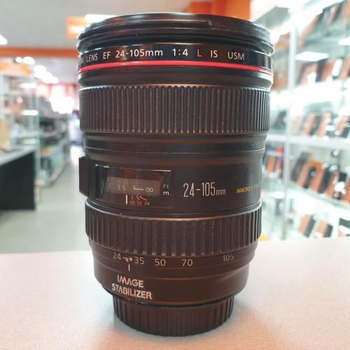 Obiectiv Canon EF 24-105 Mm 1:4 L IS USM