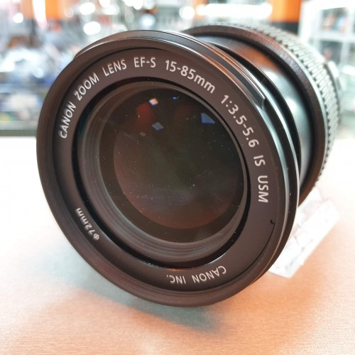 Obiectiv Canon EFS 15-85 mm 1:3.5-5.6 IS USM