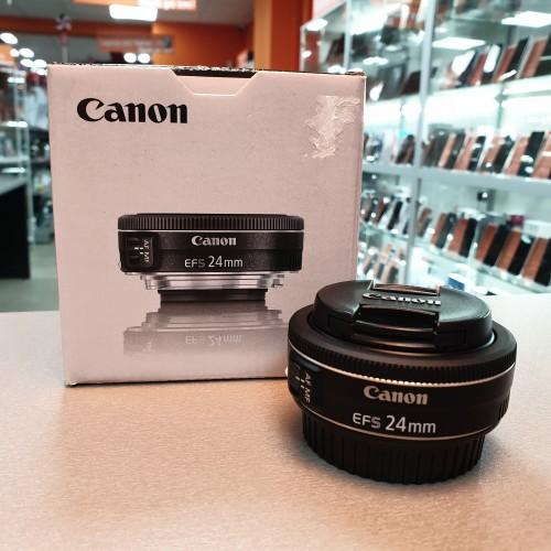 Obiectiv Canon EFS 24mm 1:2.8 STM