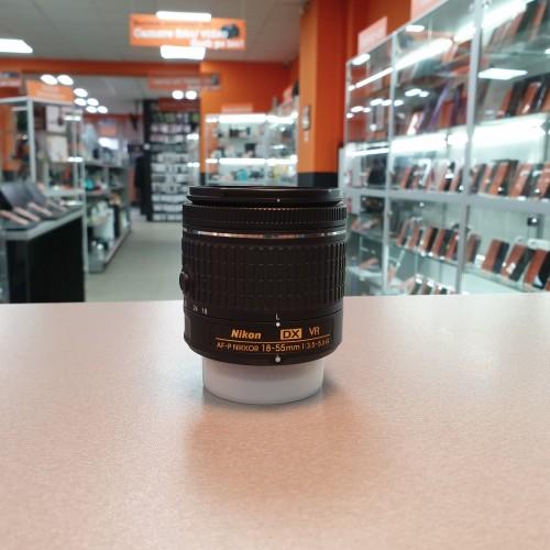 Obiectiv Nikon 18-55mm 1:3.5-5.6G DX