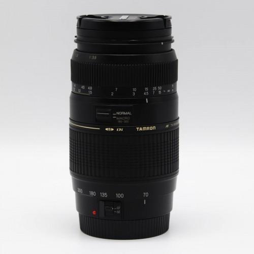 Obiectiv Tamron AF 70-300 mm 1:4-5.6 Di Tele Macro, montura Canon
