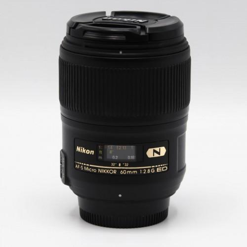 Obiectiv foto Nikon AF-S Micro 60mm 1:2.8G ED