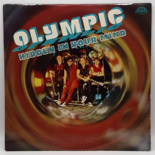 Olympic - Hidden in your Mind - Disc vinil