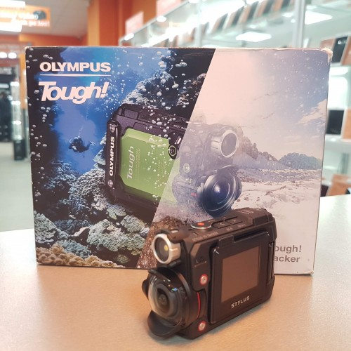 Camera Olympus Stylus TG-Tracker Tough