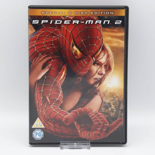 Omul Paianjen 2 / Spider-Man 2 - DVD FIlme