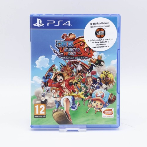 One Piece Unlimited World Red - Joc PS4