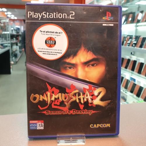 Onimusha 2 - Joc PS2