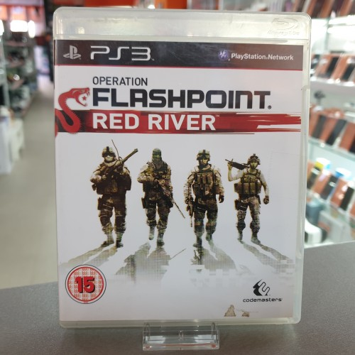 Operation Flashpoint Red River - Joc PS3