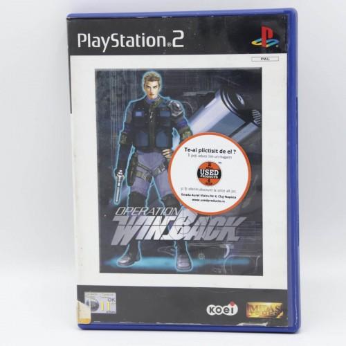 Operation Winback - Joc PS2