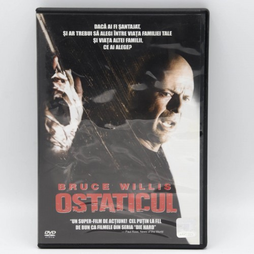 Ostaticul / Hostage - DVD Filme