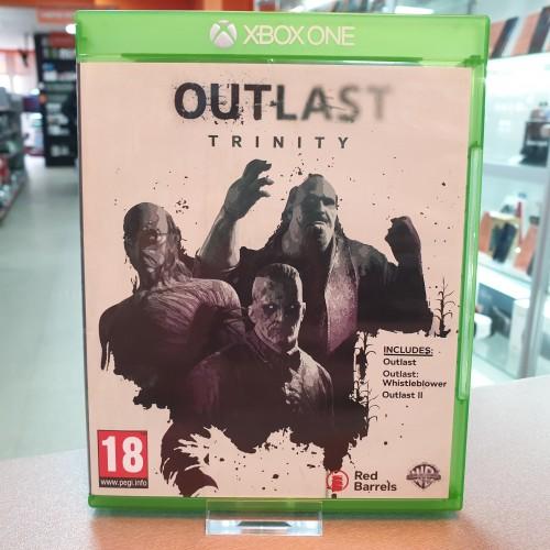 Outlast Trinity - Joc Xbox ONE