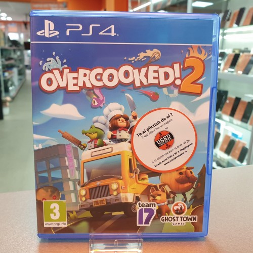Overcooked 2 - Joc PS4