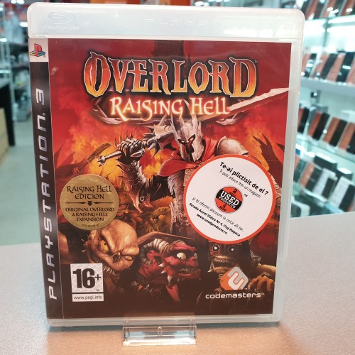 Overlord Rising Hell - Joc PS3