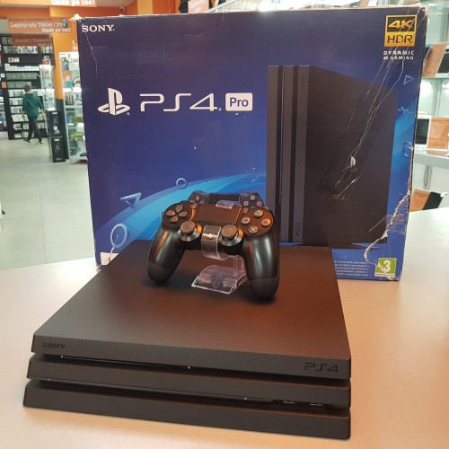 Consola PS4 PRO 1 Tb + Controller
