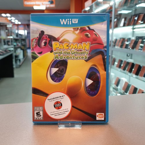 Pac-Man and the Ghostly Adventures - Joc WII U