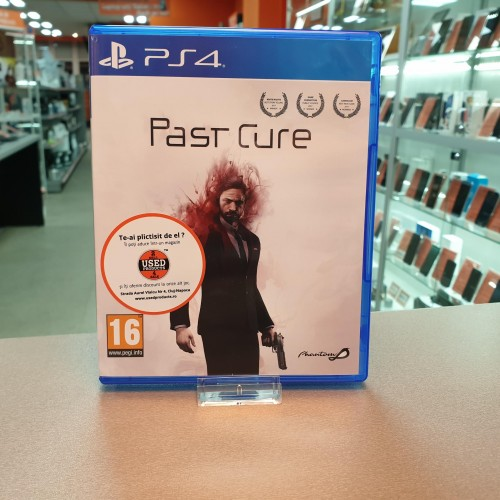 Past Cure - Joc PS4