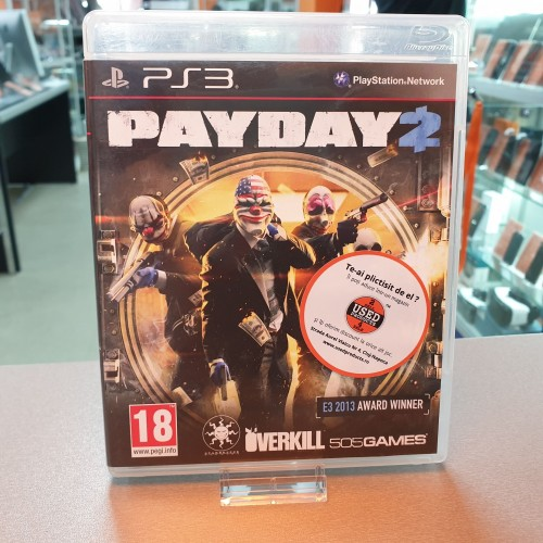Payday 2 - Joc PS3