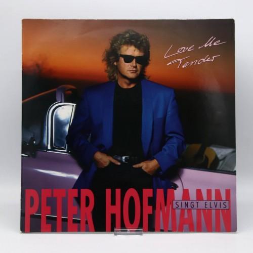 Peter Hofmann Love me Tender - Disc Vinil