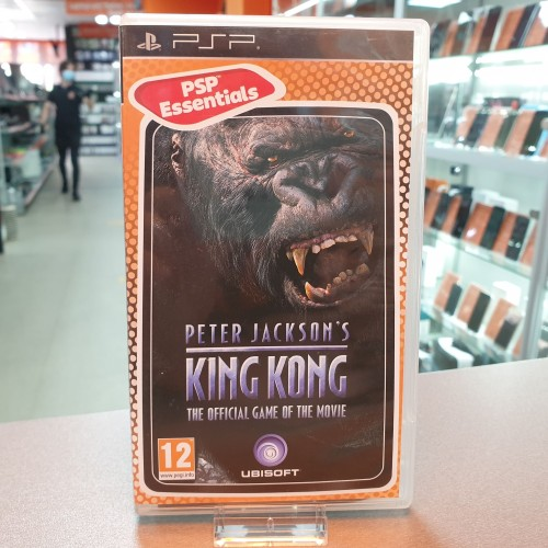 Peter Jackson's King Kong - Joc PSP