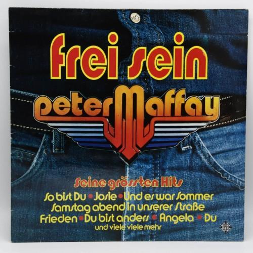 Peter Maffay Frei Sein - Seine Grössten Hits - Disc Vinil