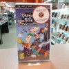 Phineas Ferb Across The Second Dimension - Joc PSP