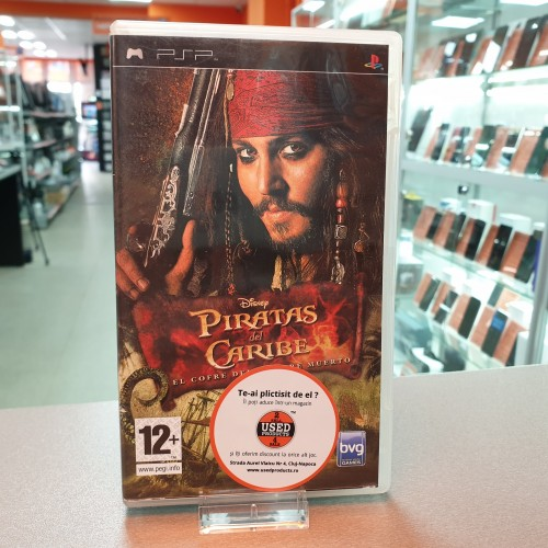 Pirates of the Caribbean: Dead Man's Chest - Joc PSP