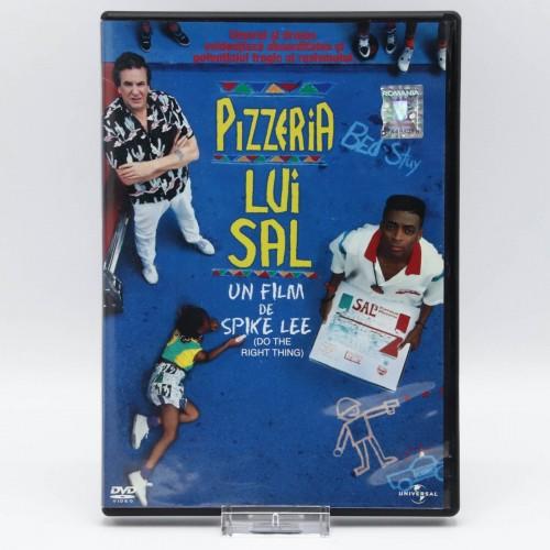 Pizzeria Lui Sal / Do the Right Thing - DVD Filme