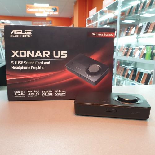 Placa sunet externa 5.1 ASUS Xonar U5