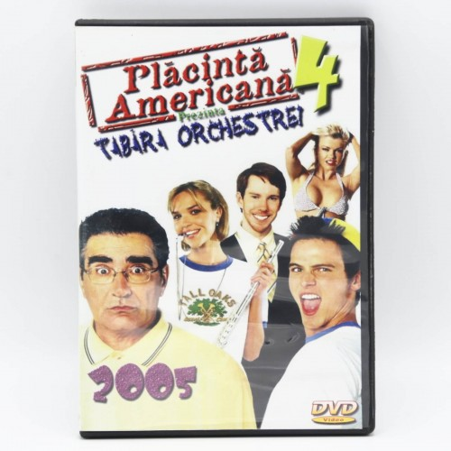 Placinta Americana 4:Tabara Orchestrei / American Pie 4: Band Camp - DVD Filme