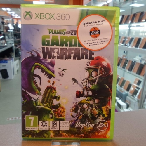 Plants Vs Zombies Garden Warfare - Joc Xbox 360