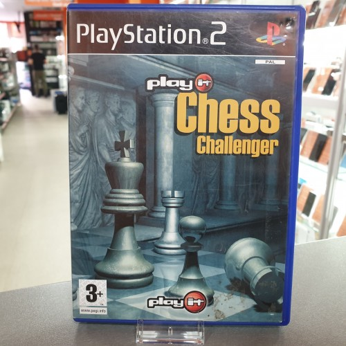 Play it Chess Challenger - Joc PS2