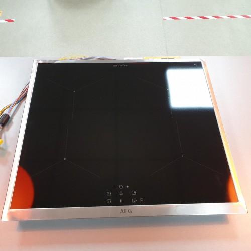 Plita incorporabila cu inductie AEG IEB64303XB 60 Cm, 7.5 kW