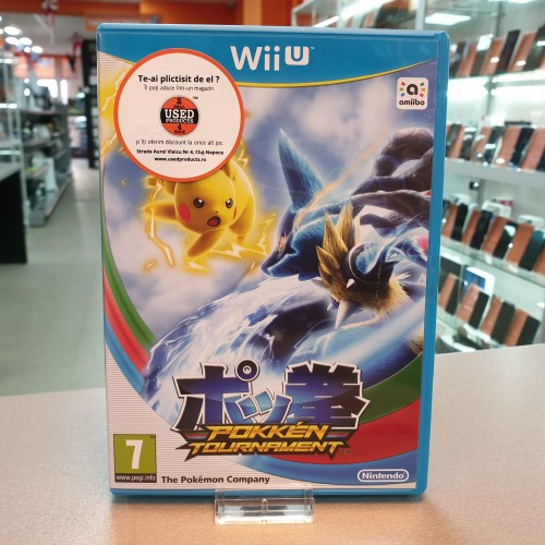 Pokken Tournament - Joc Nintendo WII U