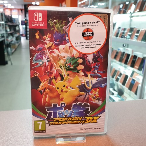 Pokken Tournament DX - Joc Nintendo Switch