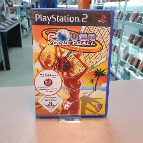 Power Volleyball - Joc PS2