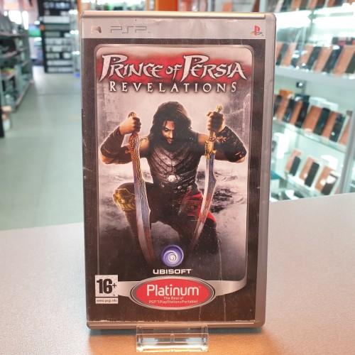 Prince of Persia Revelations - Joc PSP