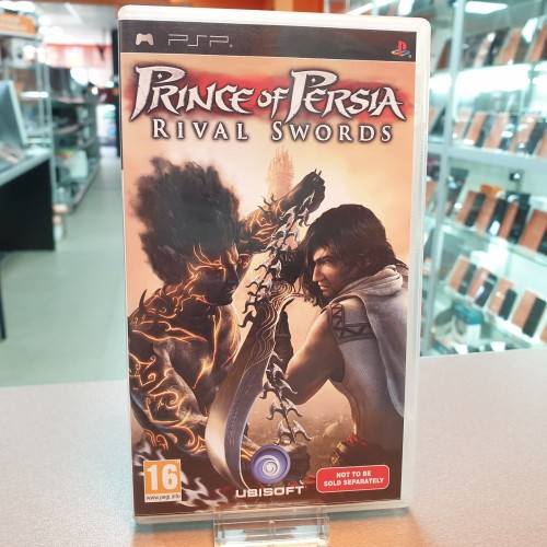 Prince of Persia Rival Swords - Joc PSP