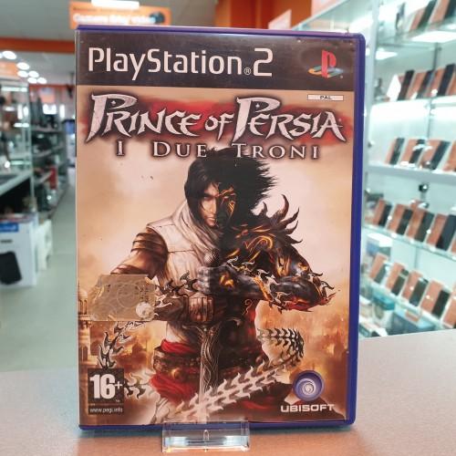 Prince of Persia i due Troni - Joc PS2