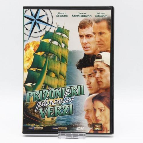 Prizonierii Panzelor Verzi / Green Sails - Filme DVD