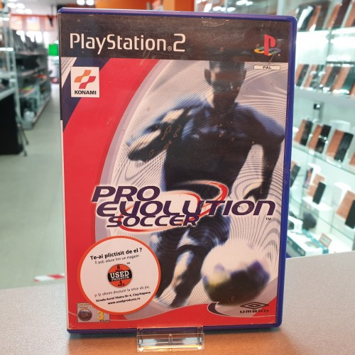 Pro Evolution Soccer - Joc PS2